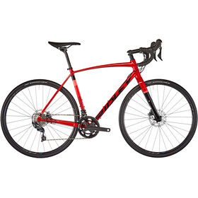 Ridley Bikes Kanzo A Ultegra Mix HD red metallic/black
